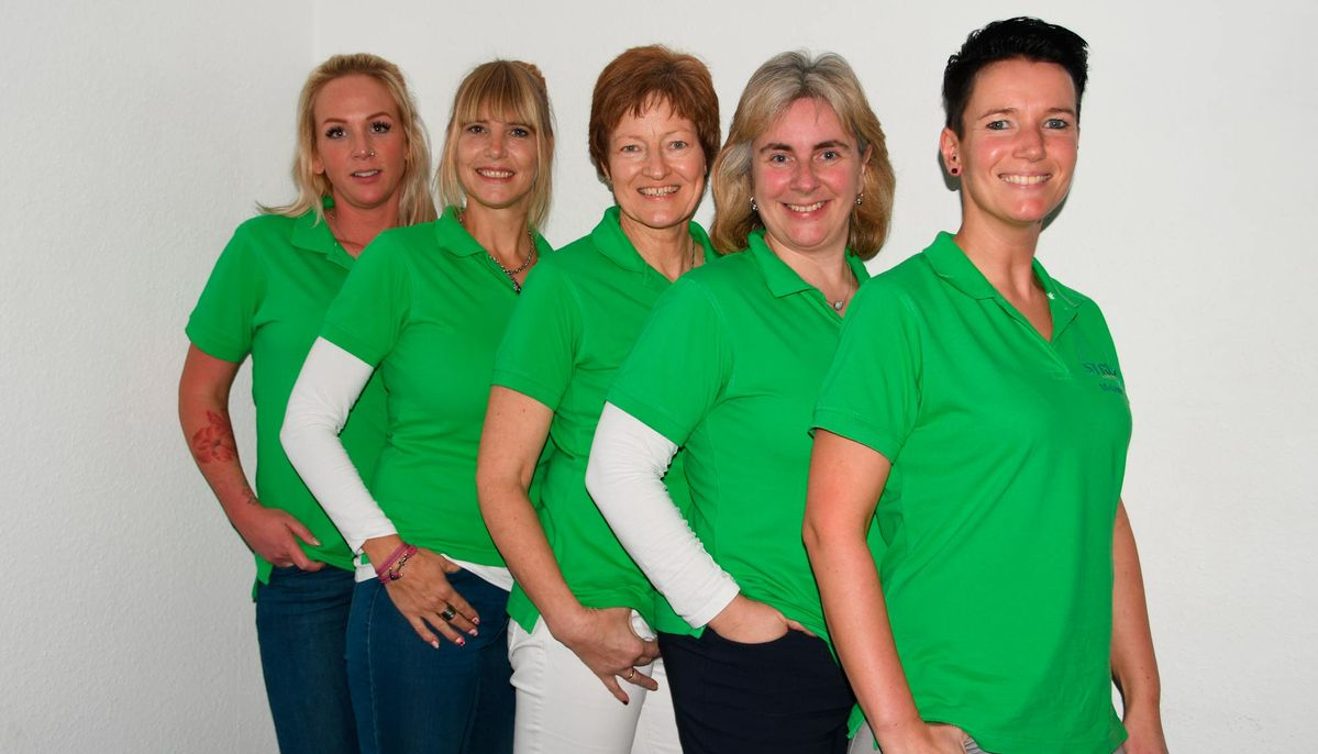 Team Physiotherapie in Delmenhorst